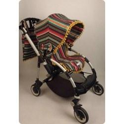 Funda de silla regional ideal para ir a la ofrenda, ir de pasacalles o de romeria