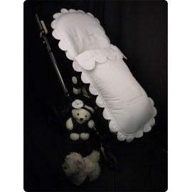 Funda de Silla con Saco para Bugaboo Modelo Bella Durmiente