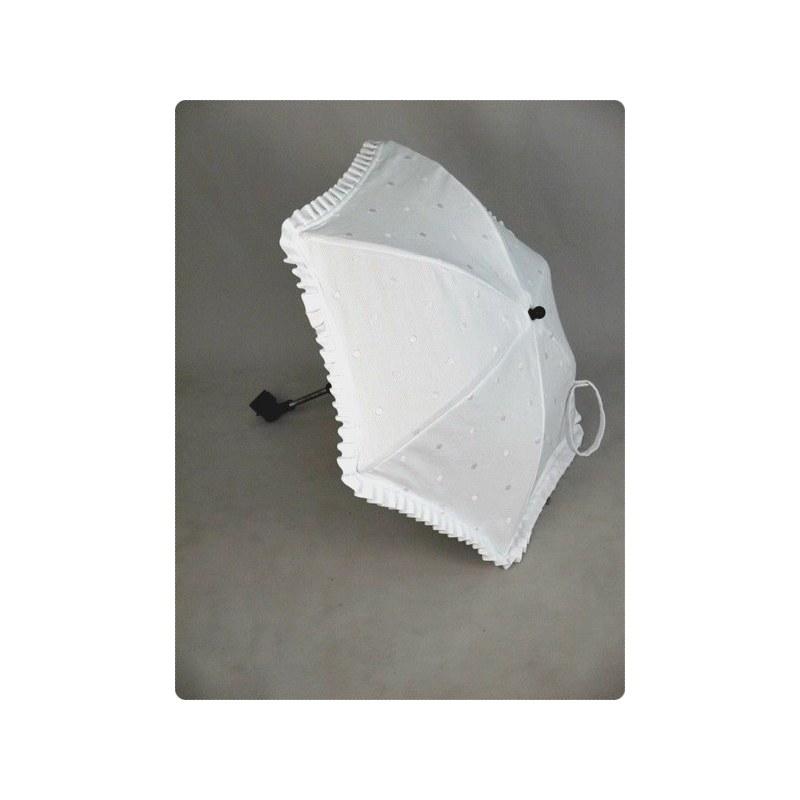 Funda sombrilla bugaboo pique blanco y gris - Fundas para sombrillas ...