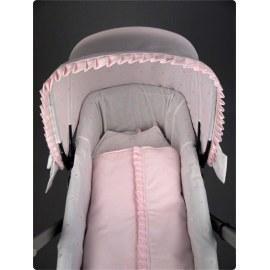 Saco Ligero Modelo Duquesa rosa