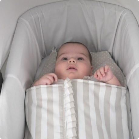Saco Bebe Modelo Olivia