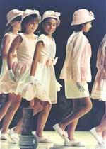 Desfiles Clarion Moda Infantil