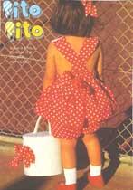 Vestido niña Pito Pito