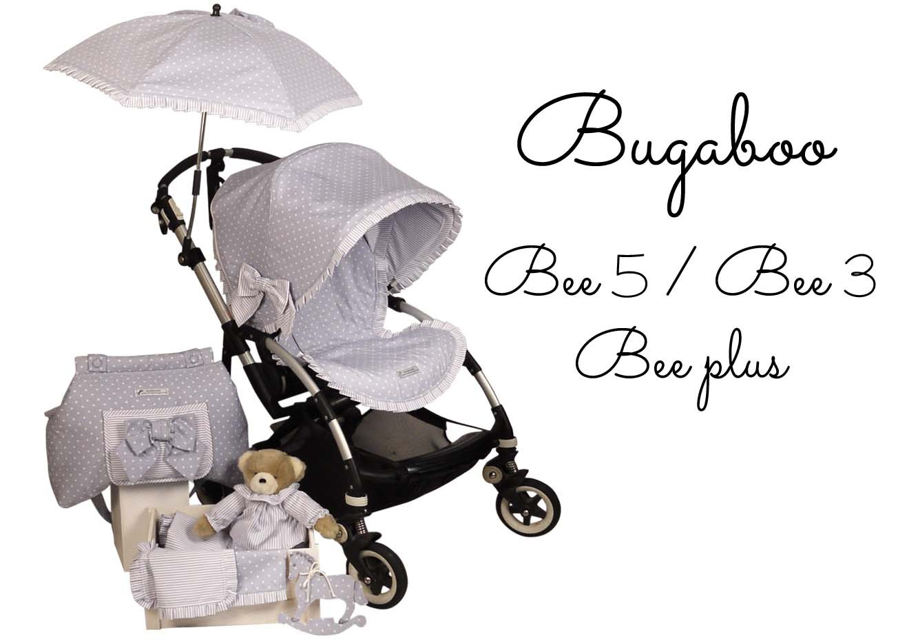 Fundas Bugaboo Bee 3, Bee 5, Bee plus