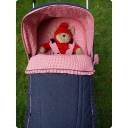 Pack capota y saco silla Toy Story